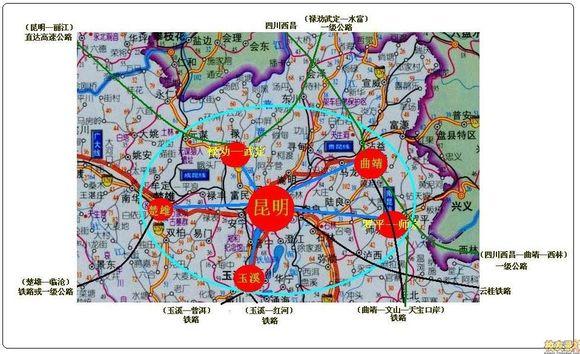 临沧至清水河高速公路