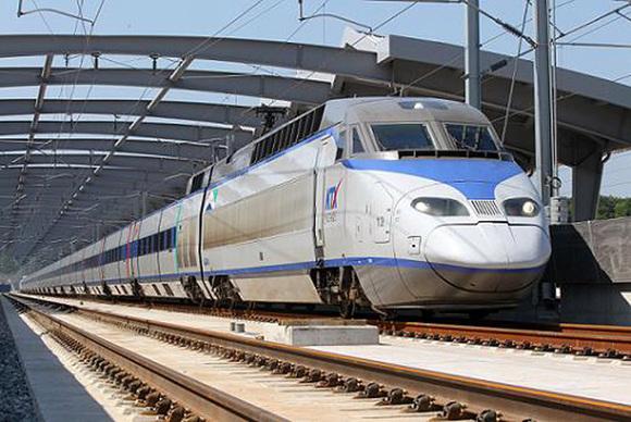 ktx也使用法国阿尔斯通的机车