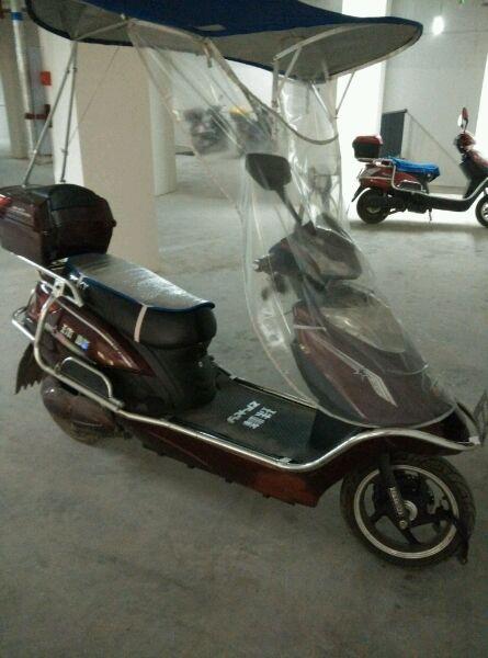 珠峰电动车图片