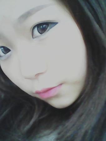 教你韩国ulzzang眼妆 高清图片