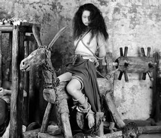 古代最残忍酷刑:宫刑割女性哪里