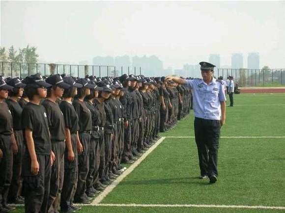 【图片】江西司法警官学院开始招生了【游埠中学吧】