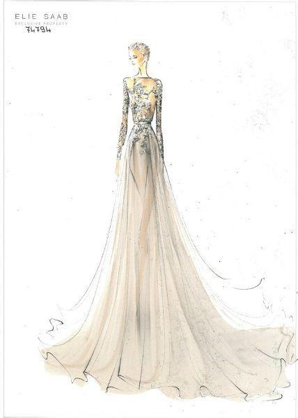 图片分享 堆糖网 婚纱手绘作品 婚纱 手绘款式图 简笔画图片