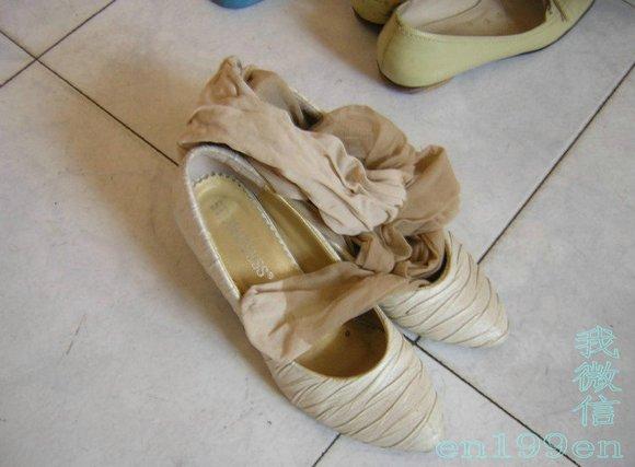 护士更衣室鞋袜