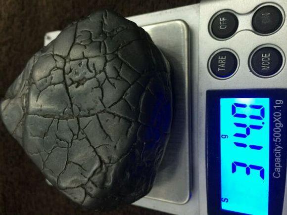 【图片】感谢张宝林老师的接见和认可【异形陨石吧】