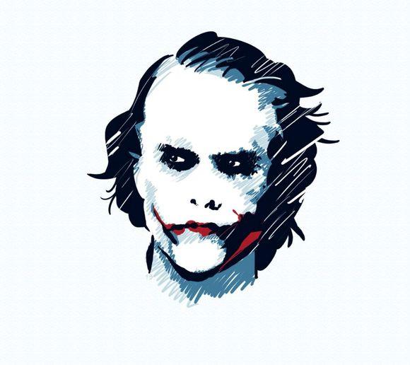 The Joker (Batman Imposter Version)
