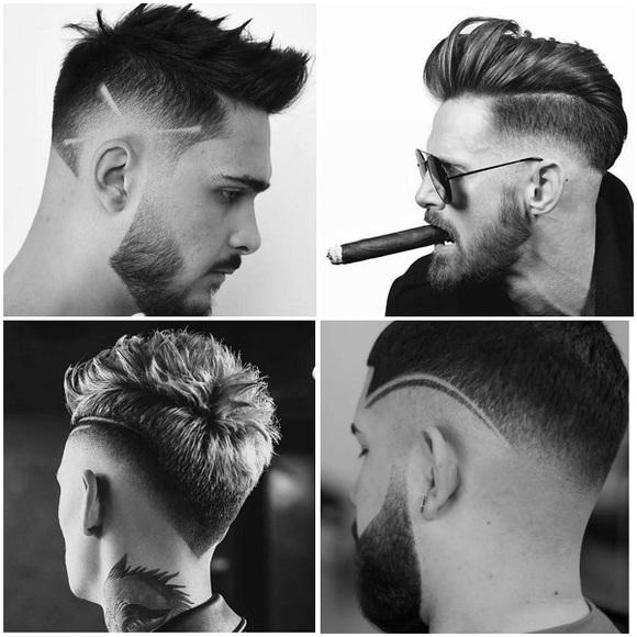 2018年男士油头修剪课程,男发剪发技术课程-鲍豪斯学校