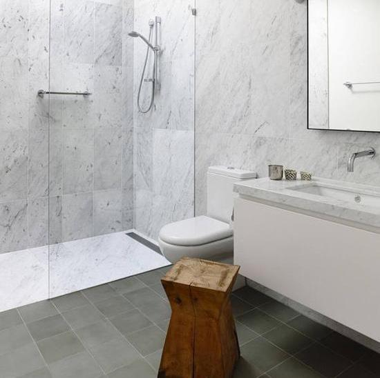 卫生间瓷砖这样贴能好看100倍,错过太可惜了!
