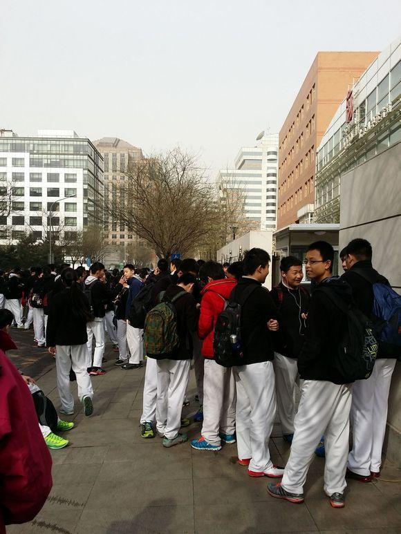 3月29日八中高中部体育高中v体育校服照片重庆考场南开图片