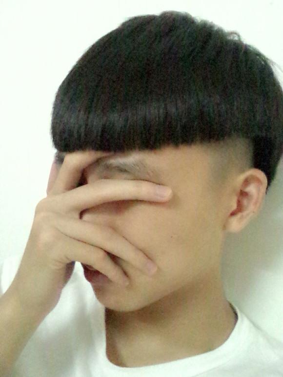 男生寸头发型 莫西干短发