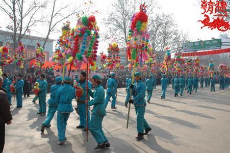 赣州石城客家民俗文化——石城灯会图片