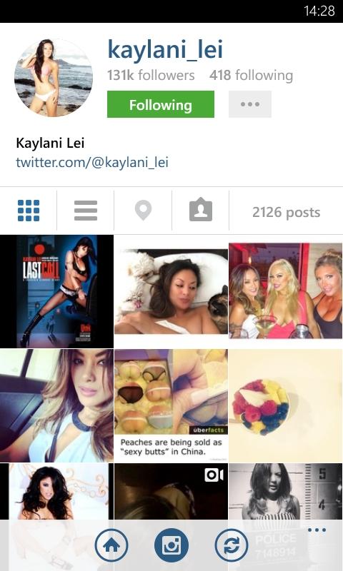 instagram明星账号分享展示图片