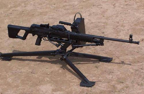 好吧,88式,实用性不错,这是一杆轻型机枪