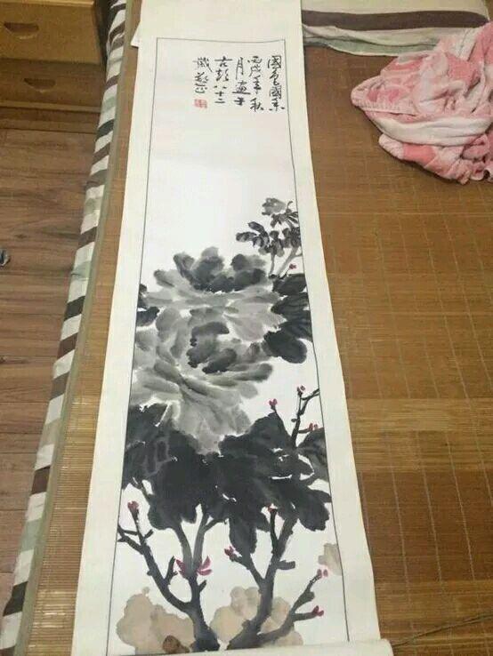 萧县也是著名的书画之乡,下面是著名画家郑正的作品图片