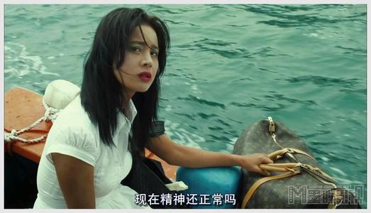 在一个岛上杀人的电影