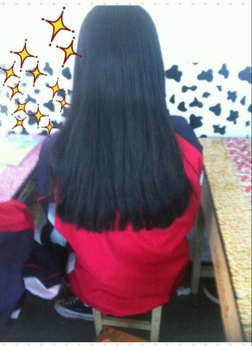 平刘海直发发型分享展示图片图片