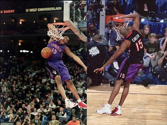 NBA球星会不会扣篮图片