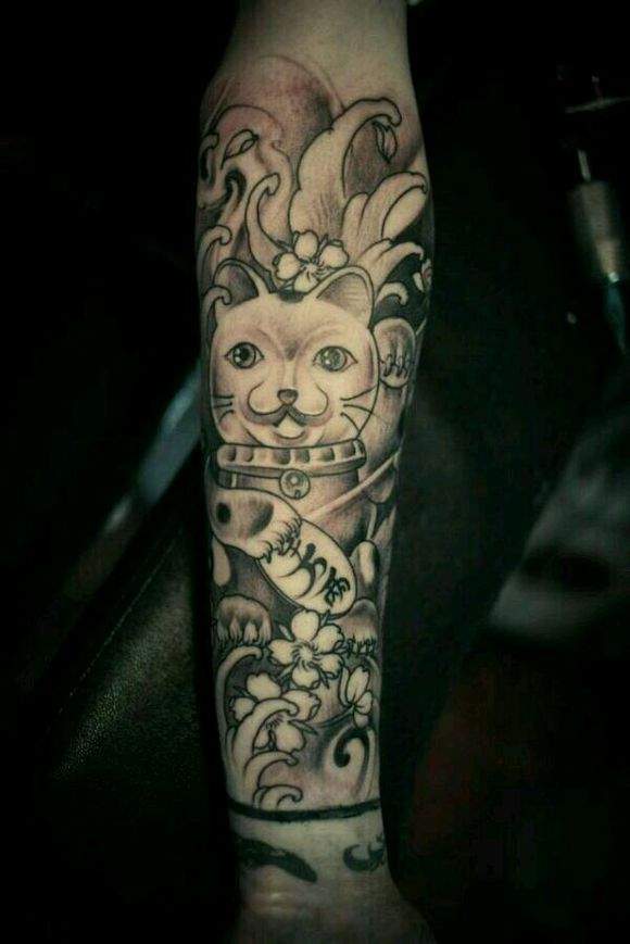 纹身小臂大概多少钱分享展示图片