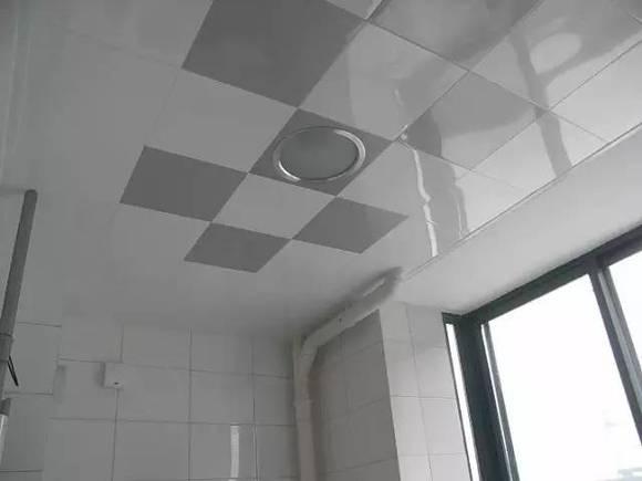 热水器整个装在吊顶里图片