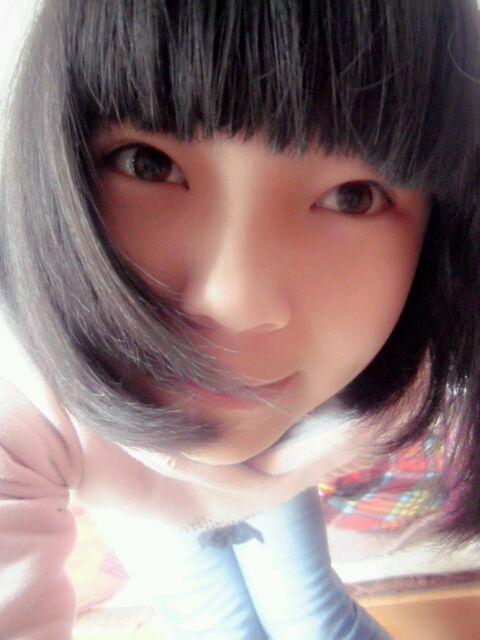 爆照求女神拖走 喜欢素颜齐刘海的女生图片图片图片