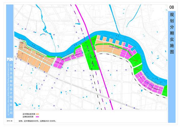最新周口港口物流园区规划图 有郑合高铁最新规划图 最新周口港口物