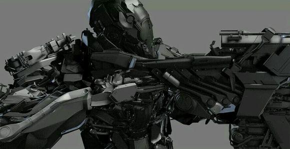 (zsqz)变形金刚4新角色禁闭蓝光设计图授权发布)图片