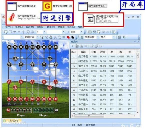 跳棋开局的专业评分标准图片