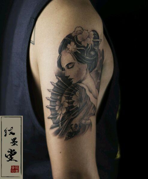 一念成佛,一念成魔!_广州纹身吧_百度贴吧图片图片