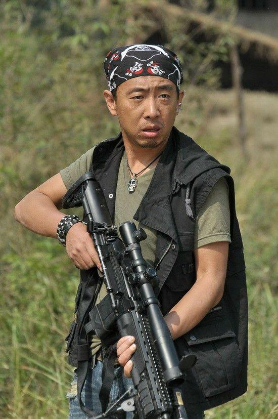 【国之利刃】《我是特种兵之国之利刃》演员表(图文对照,附微博)