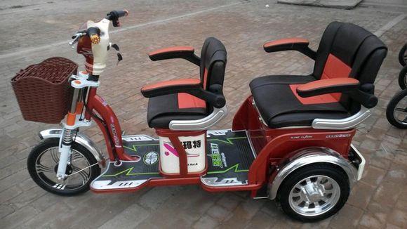 森马特休闲电动三轮车,13114952560图片