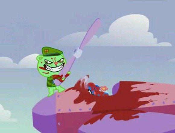 如果欢乐树朋友的老兵反面人格来杀你,你会怎么样?
