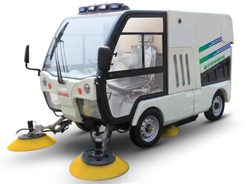 厂区扫地车_电动扫地车品牌_西安电动扫地车