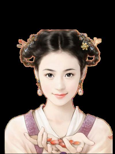 小宫女~~~好清纯