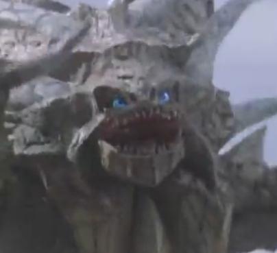 异形怪兽 艾勃隆 身高53米 体重53000吨