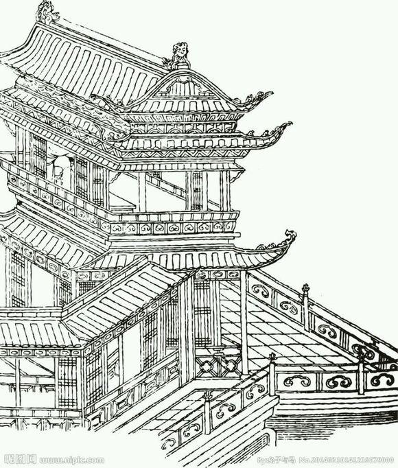 【傲战天下】古风建筑图片