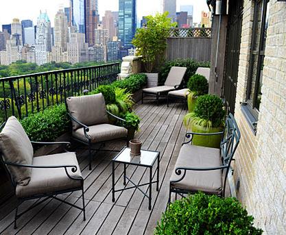早上好#蜂智网#来一组阳台设计吧!喜欢清晨的第一缕阳光,软软的