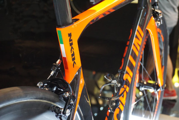 cipollini最新气动自行车nk1k!图片