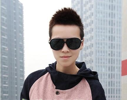 时尚帅气的男生短发发型(3)图片