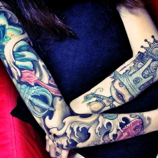 刺青 纹身 510_509图片