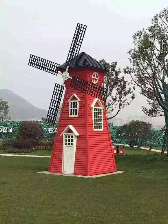 异国风情荷兰风车租赁荷兰风车出售图片