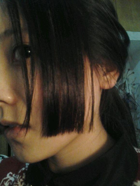 中分姬发式发型图片展示图片