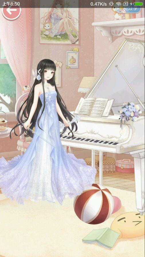【原创】奇迹暖暖同人《mary·shu公主》图片