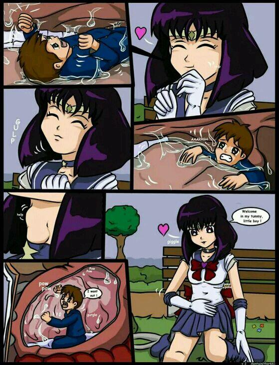 蛇女吞人入腹漫画图片