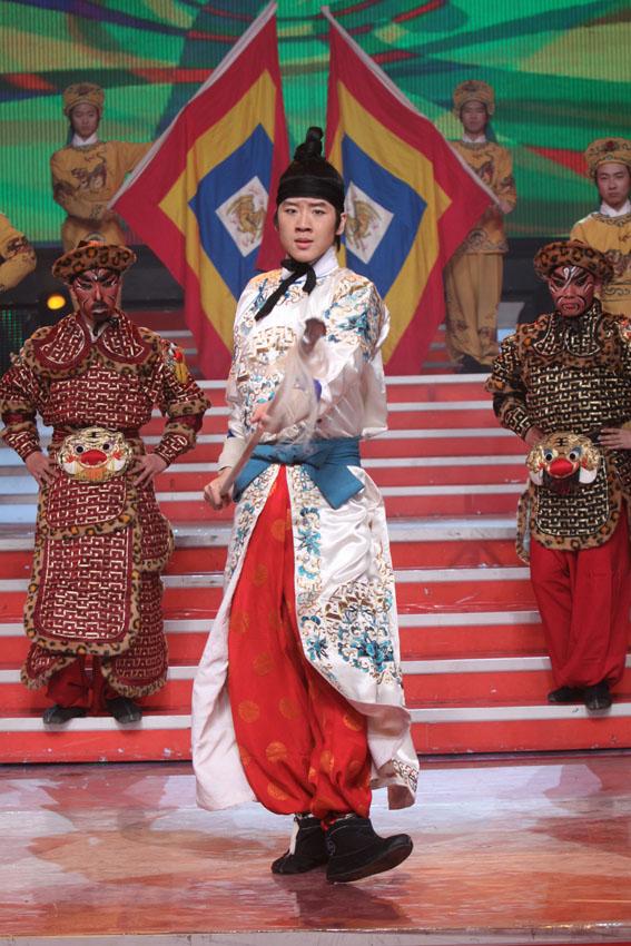 陶燕青--20110214星光大道总决赛无冕之王