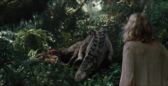 回复:【怪兽片手册】金刚 king kong (2005) 骷髅岛生物设定集