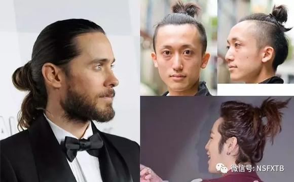 要留这款发型你需要有点艺术家气质,并且勤于打理自己的仪容,不然很