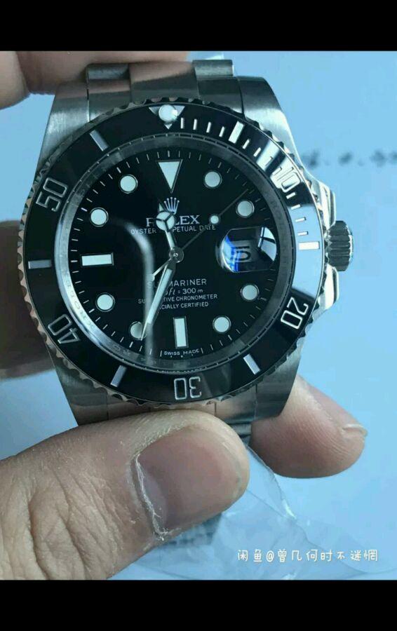 闲鱼卖复刻表被封:闲鱼交易精品复刻手表卖家有没有风险