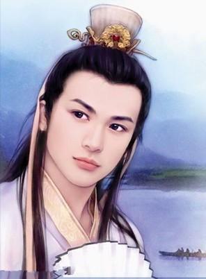 古代四大美男之潘安图片