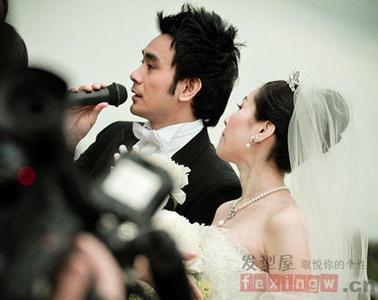 美丽新娘轮番婚俗