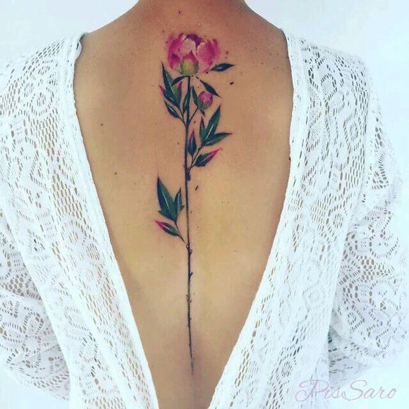 【图片】#墨者刺青# #花类手稿#【濮阳纹身吧】_百度图片